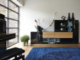 Hohes Sideboard Modern Lackiertes Holz Aus Eiche Now Vision with regard to proportions 1040 X 760