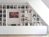 Schrank Regal Unter Dachschrge In Loft intended for measurements 5256 X 3216